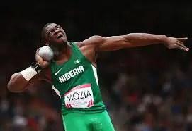 Mozia Wins Team Nigeria's First Medal At ASA Championships; Asumnu In 100m Final