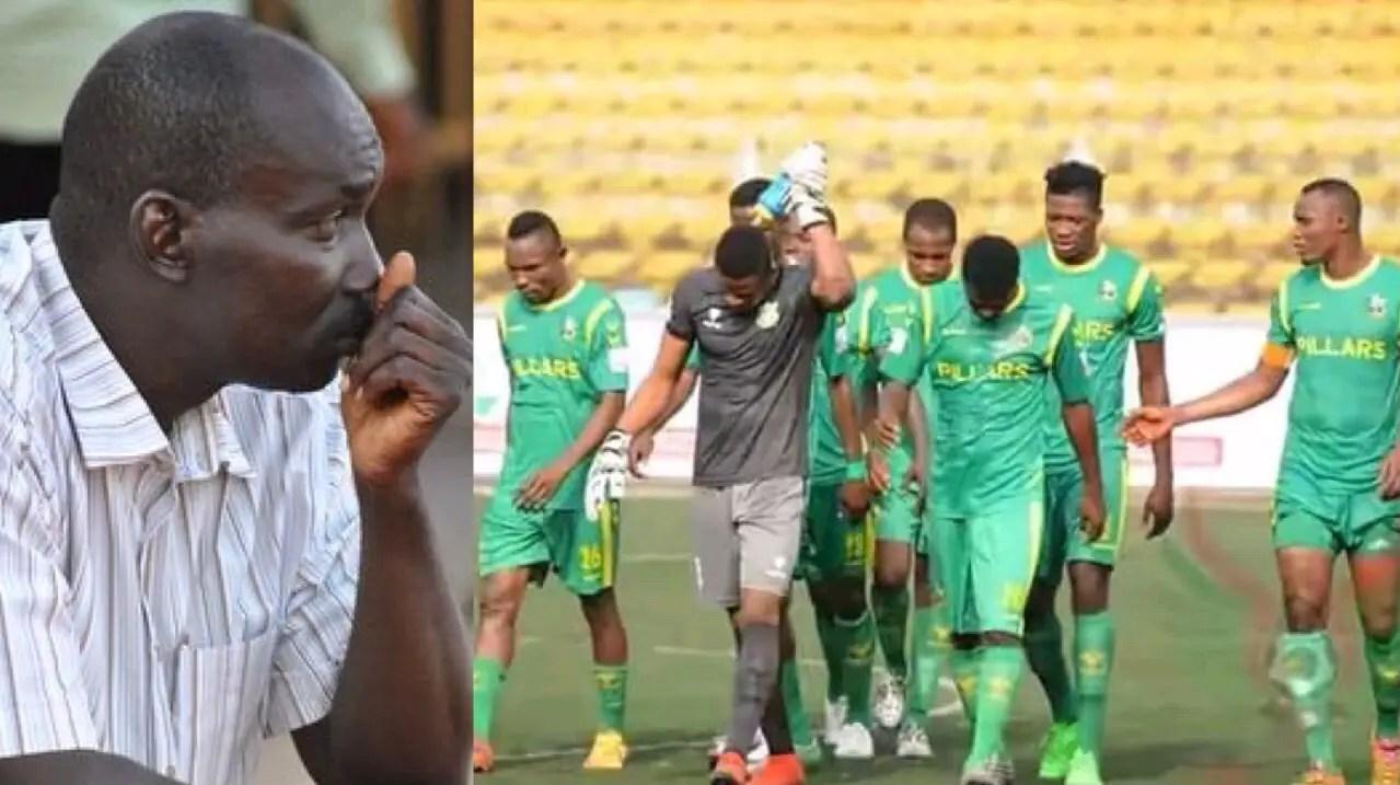Alimi Backs Embattled  Kano Pillars Coach Babaganaru To Stay