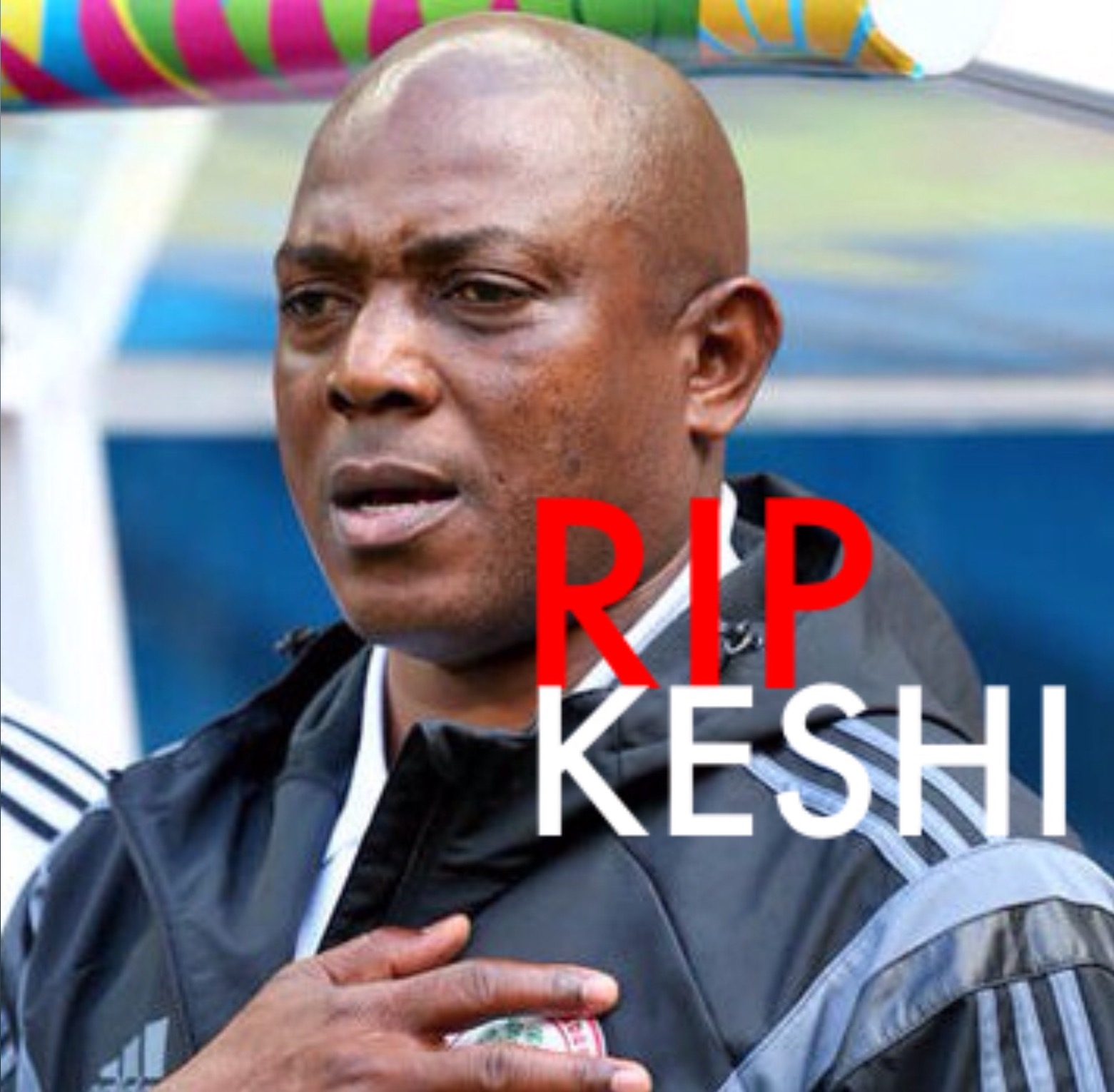 World Pays Tribute To Nigeria Legend, Keshi