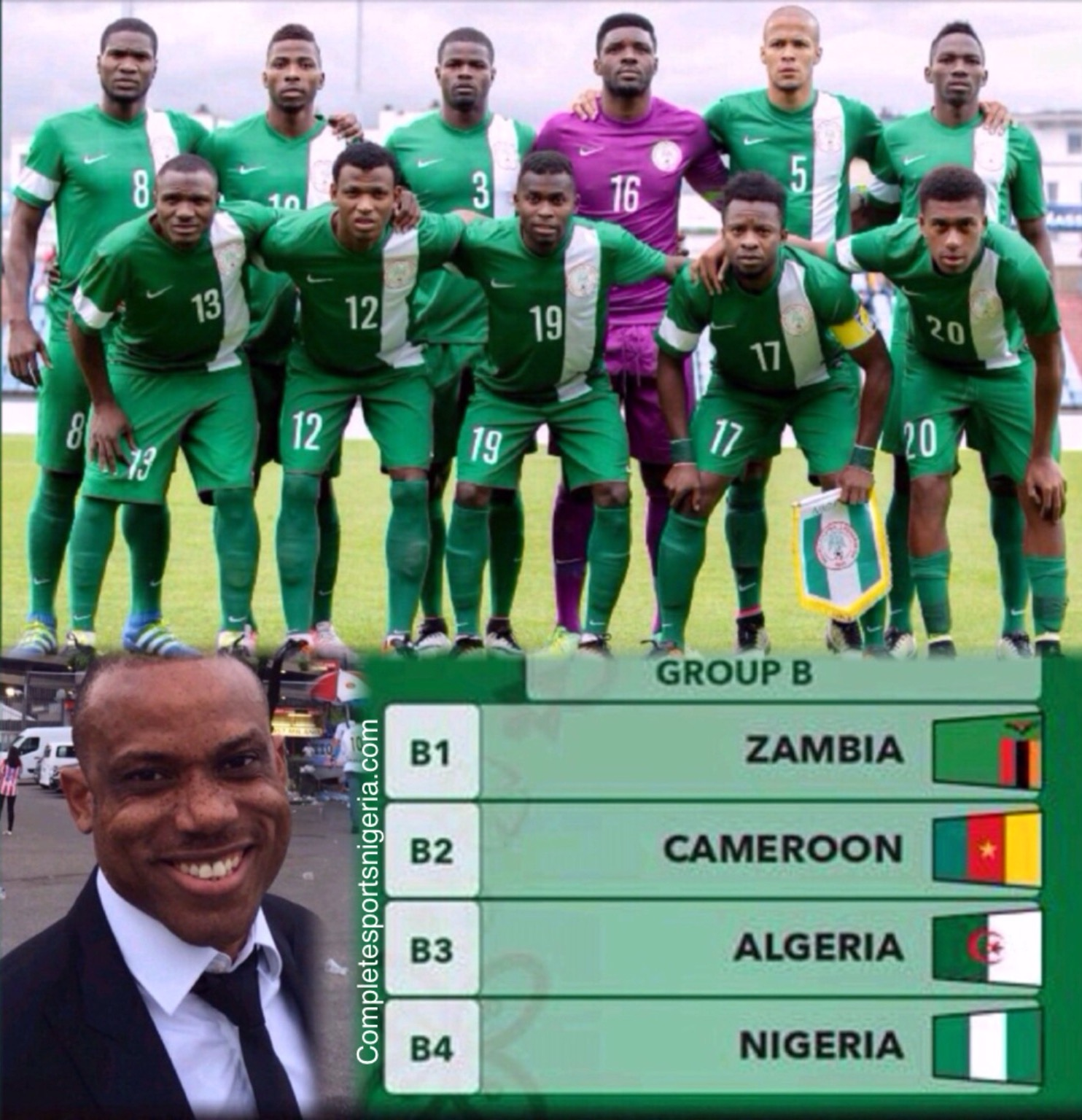Oliseh: Super Eagles Can Qualify For Russia 2018, But…
