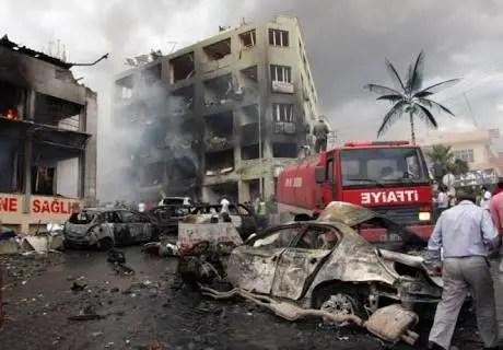 Echiejile, Ikeme Mourn Istanbul Terrorist Attacks Victims