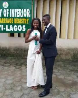 Ex-Eaglet Otubanjo Gets Married In Lagos