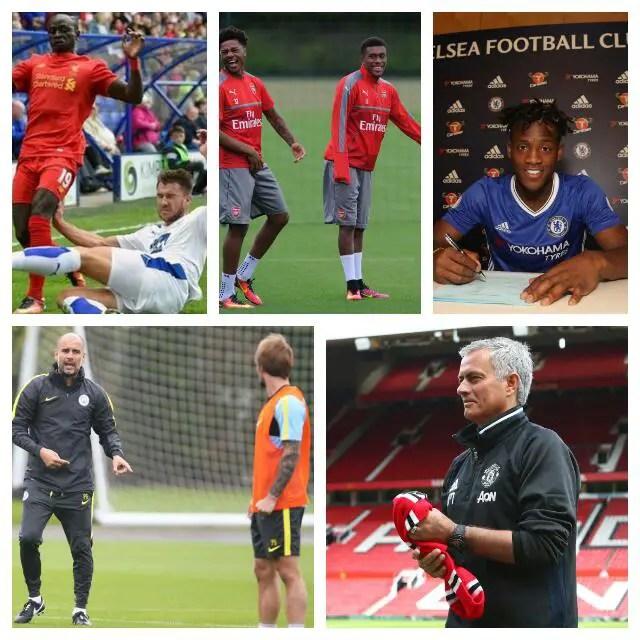 United Vs City, Chelsea Vs Liverpool + FULL EPL Pre-Season Schedule