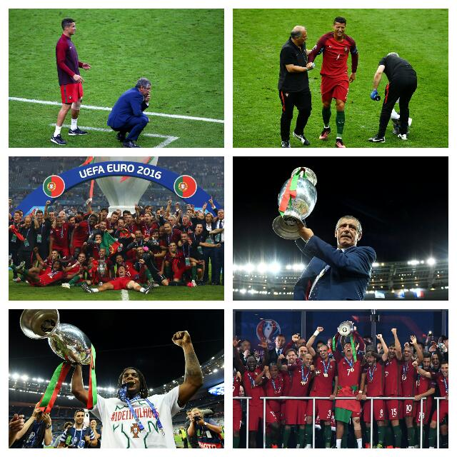 Santos Praises Portugal Fans, Ronaldo
