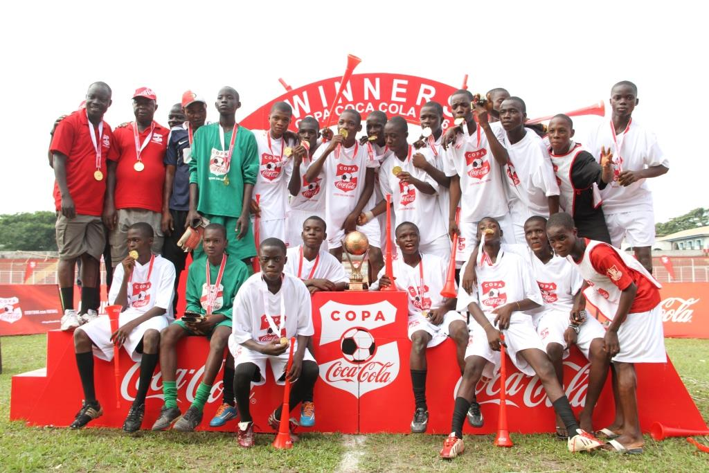 Oyo State Wins 2016 Copa Coca-Cola U-15 Tournament