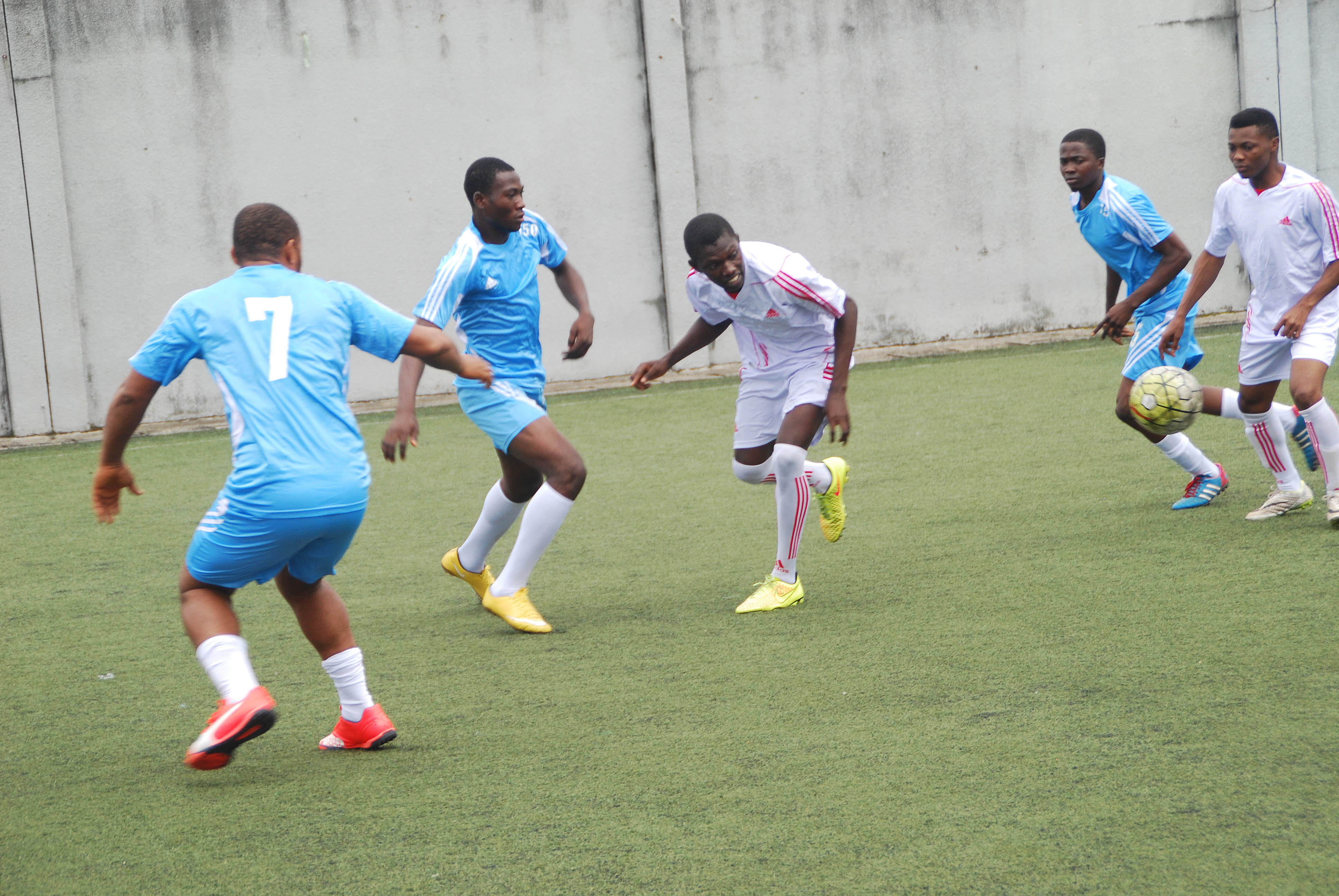Complete Sports Ease Past Inspiration FM, Set To Spank Galaxy