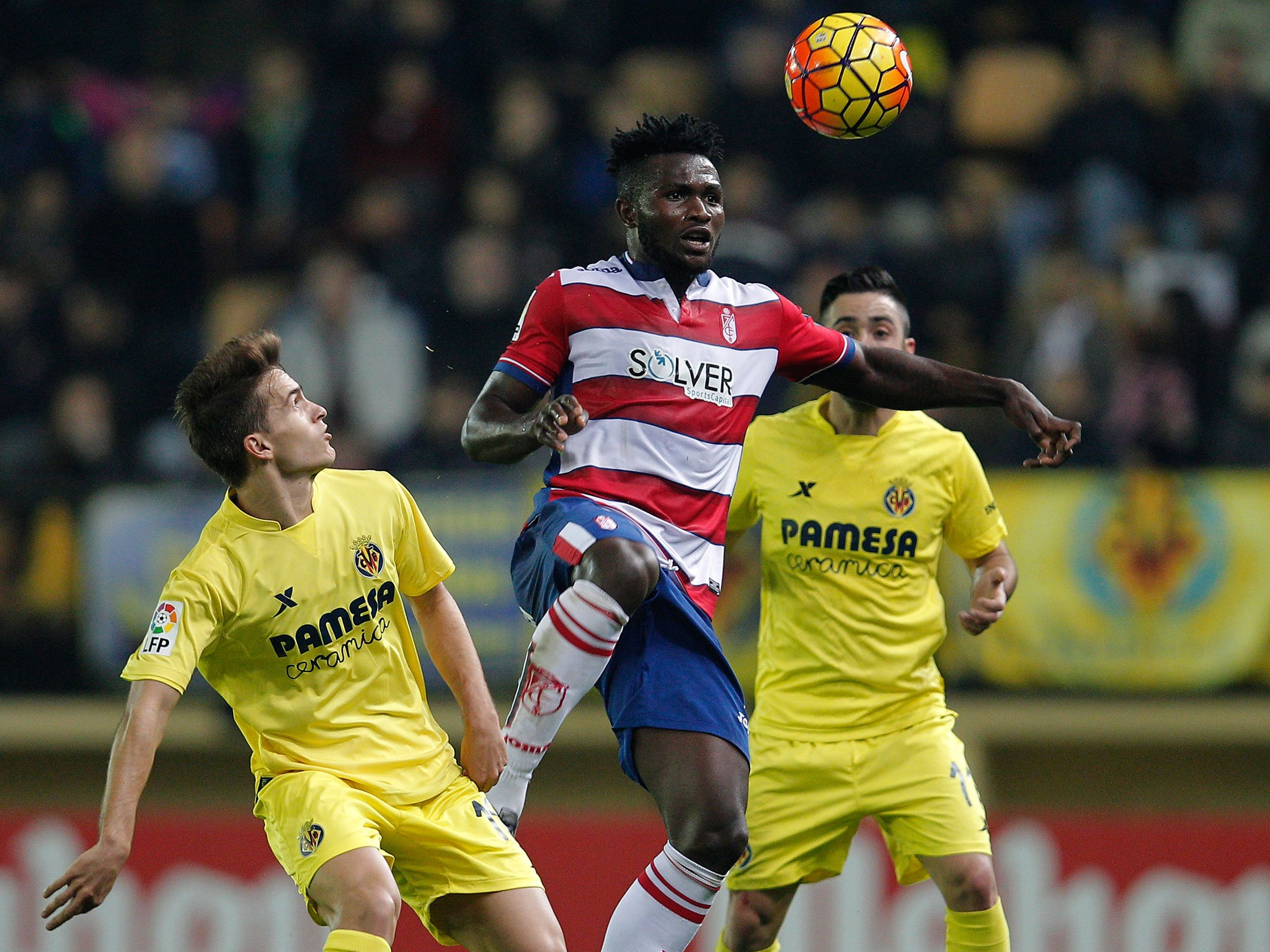 Watford Sign Nigerian Youngster Success For £12.5m