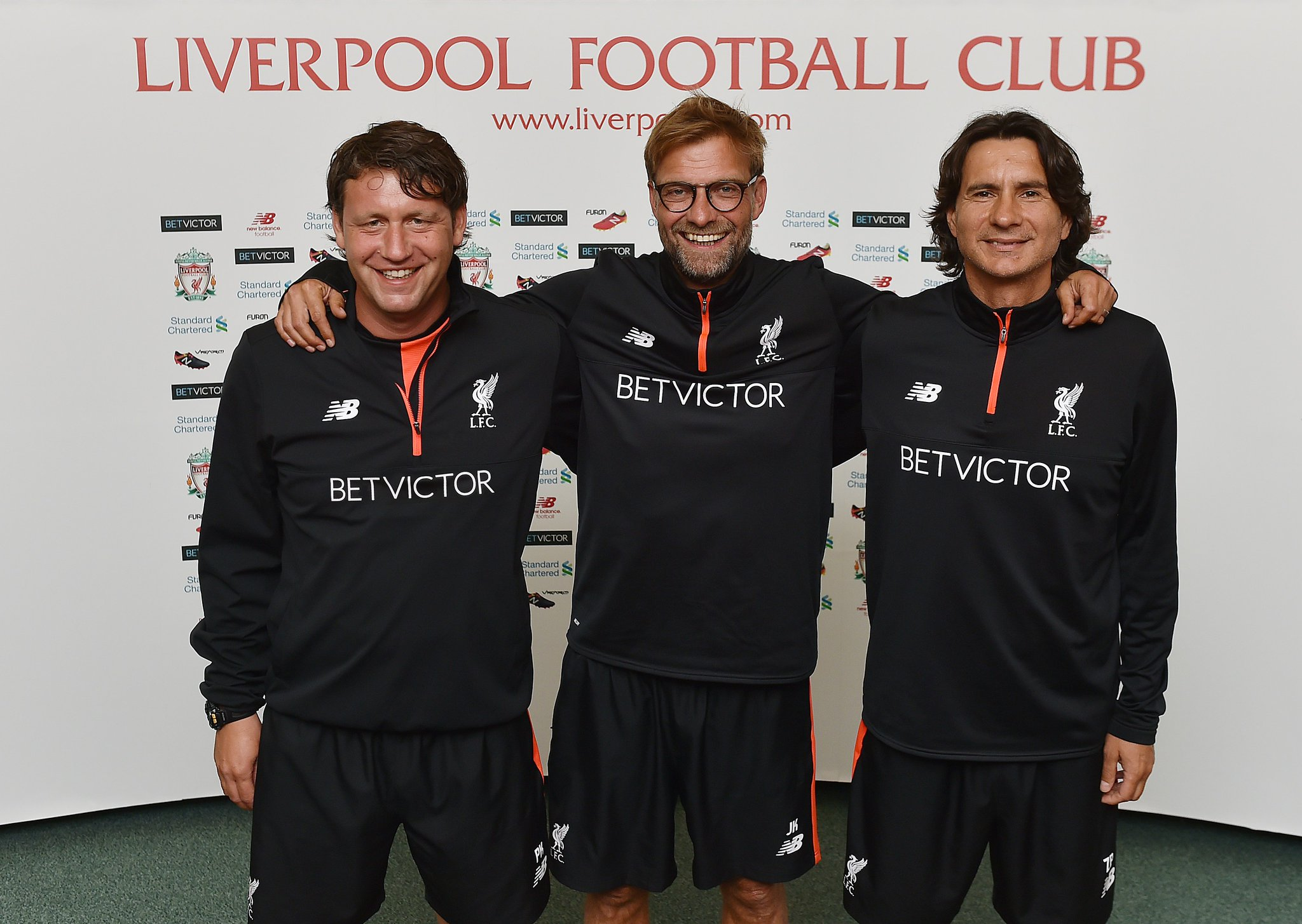 Klopp, Assistants Extend Liverpool Contract To 2022