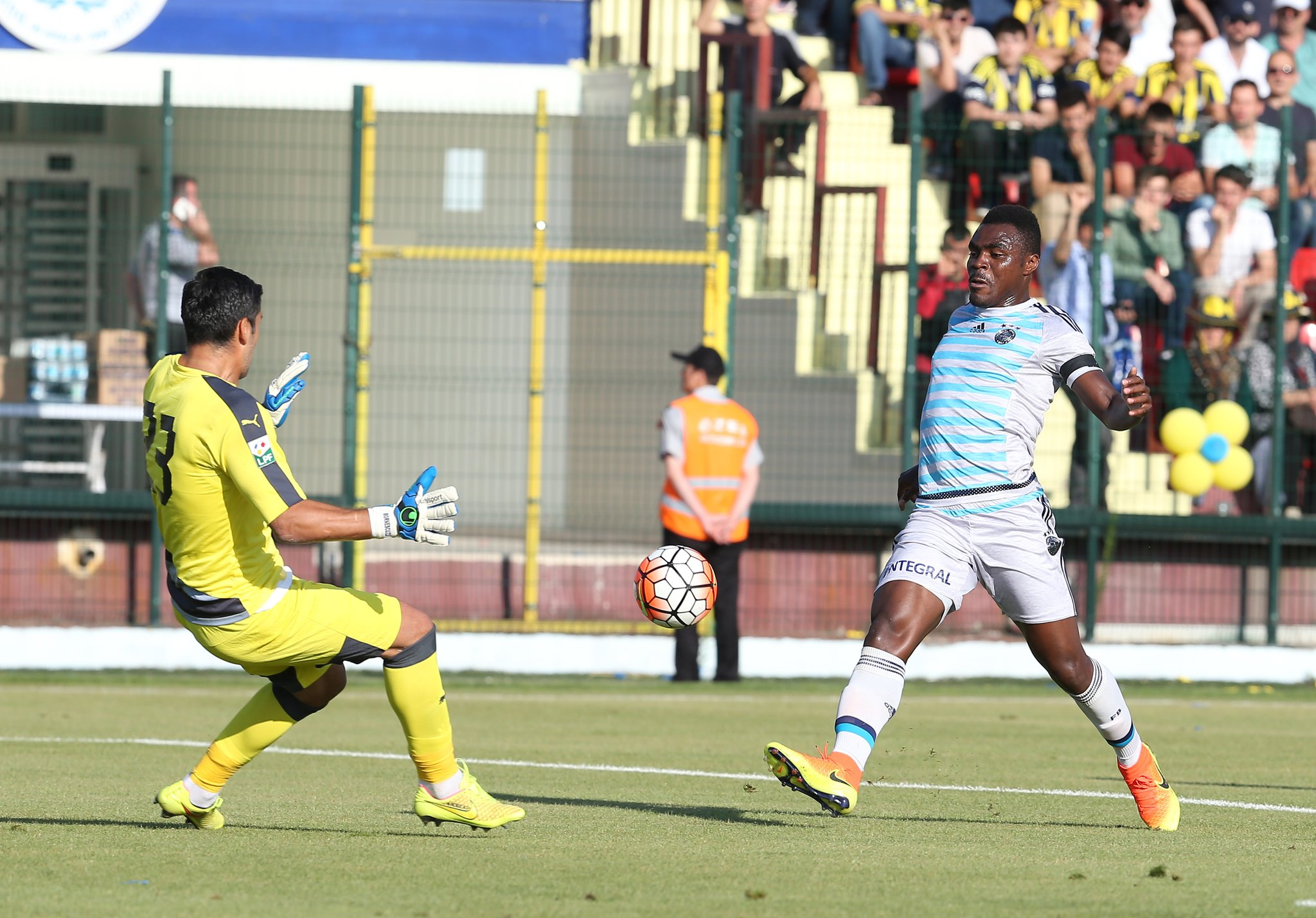 Emenike Scores In Fenerbache Win, Oshaniwa Loses With Hearts