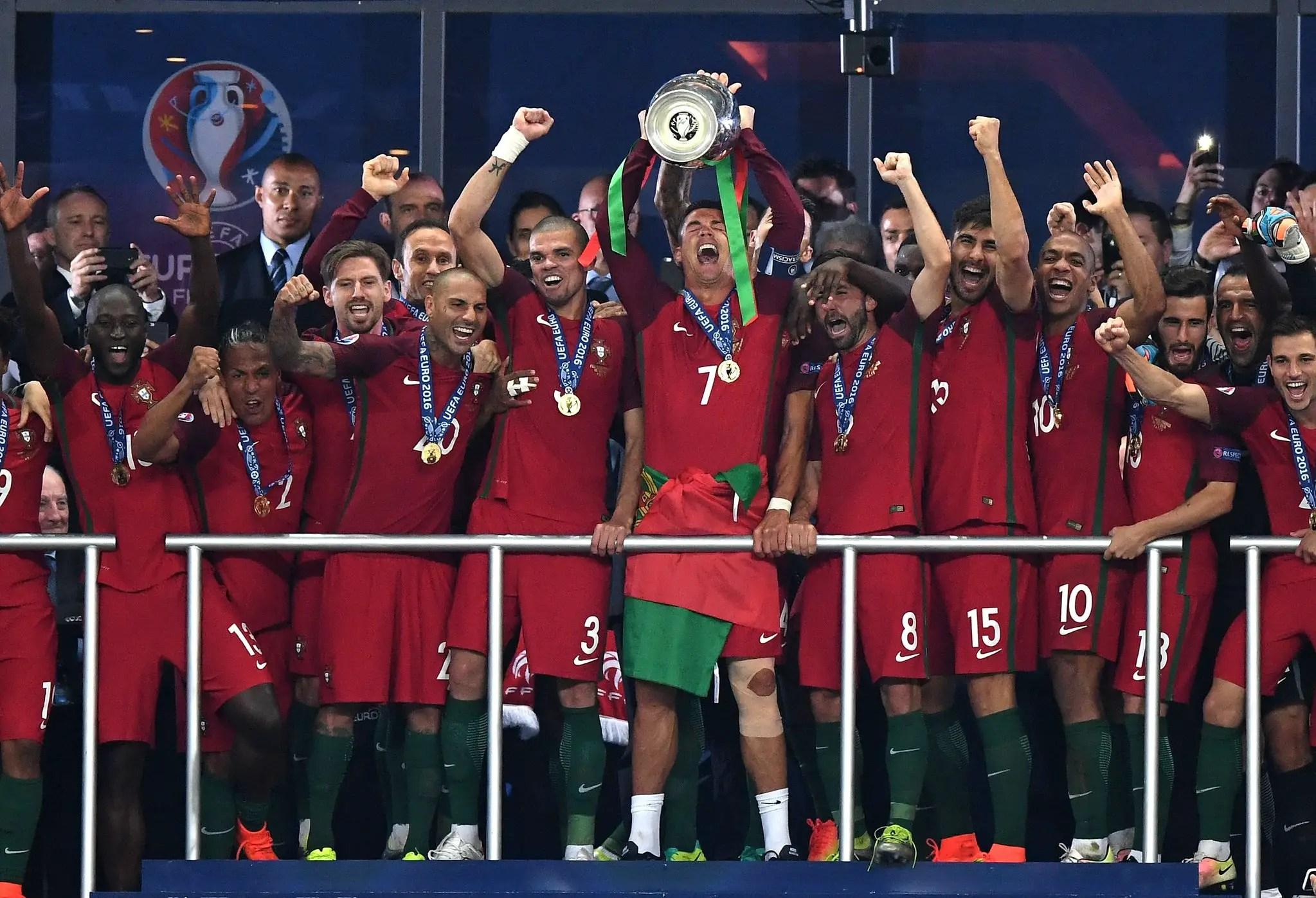 Ronaldo-Less Portugal Stun France To Win First Senior Title