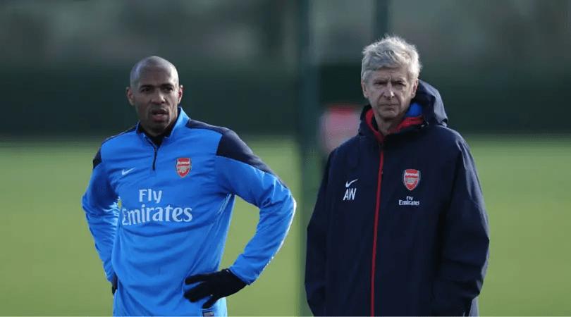 Henry Chooses Sky Sports Over Arsenal After Wenger Ultimatum