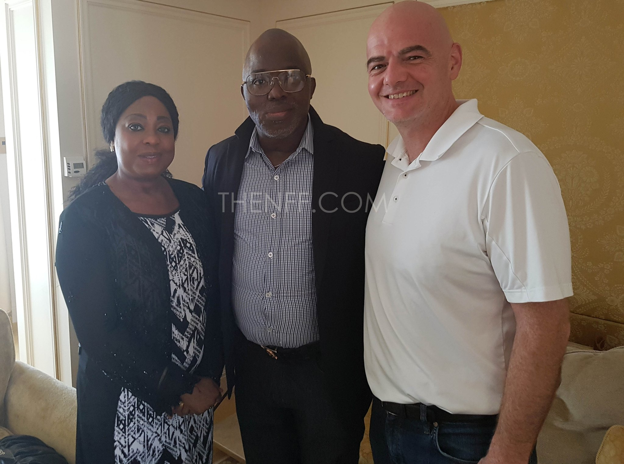 NFF To Get $5m, Four-Year FIFA Largesse