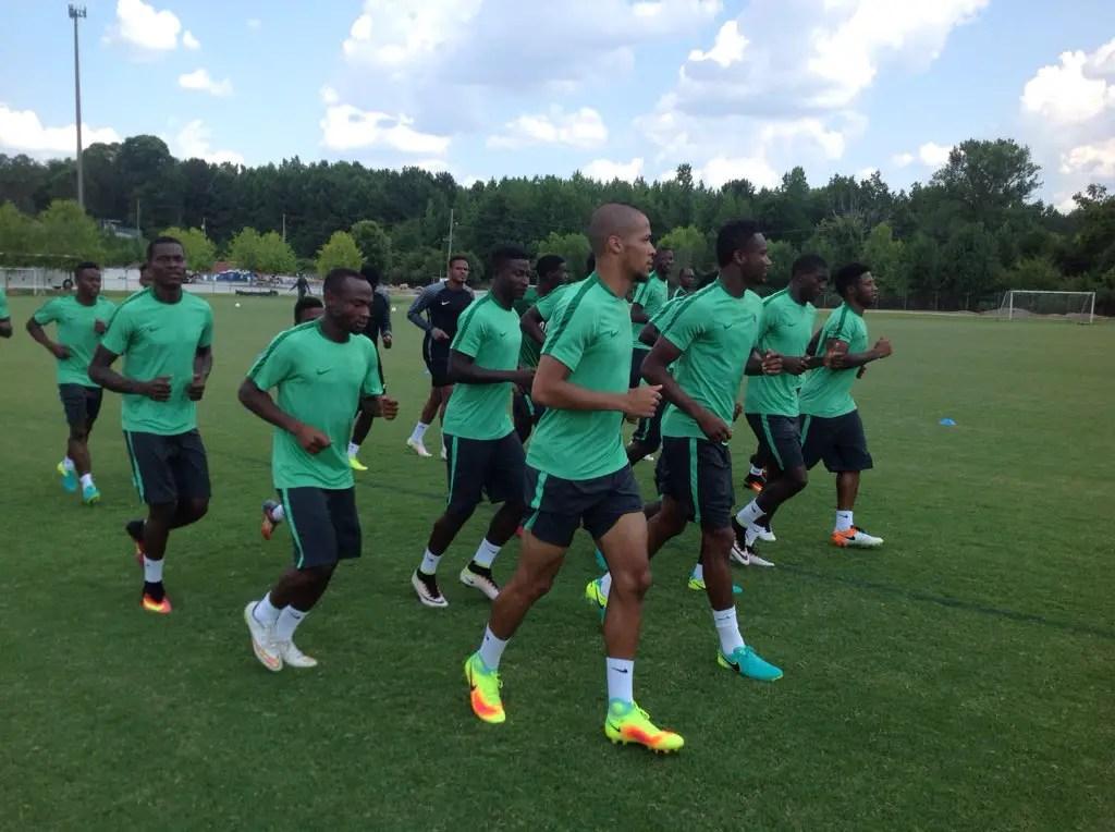 Rio 2016: Amun Dismisses Team Nigeria, U-23 Eagles' Medal Prospects