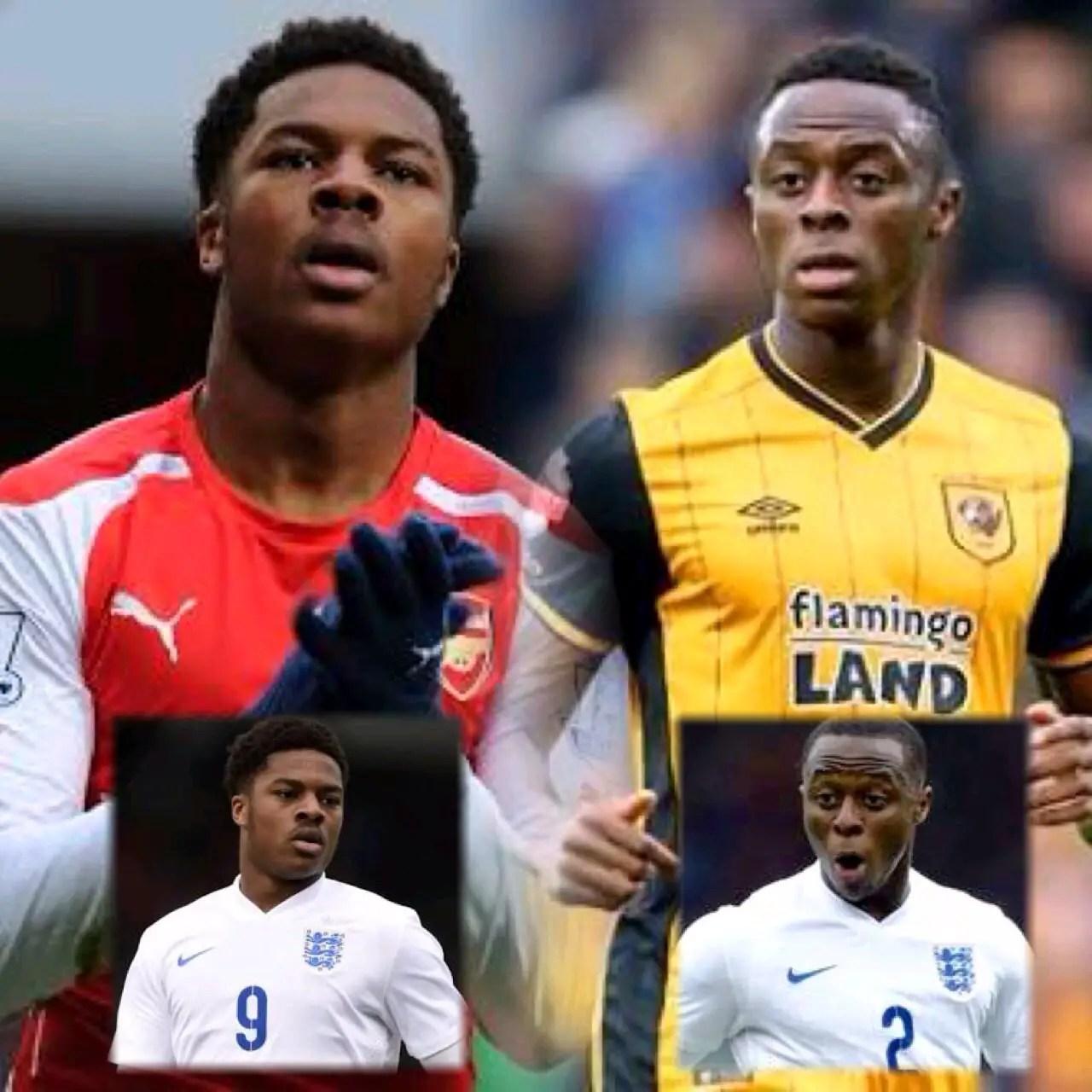 NFF: Akpom, Odubajo Ready To Play For Nigeria