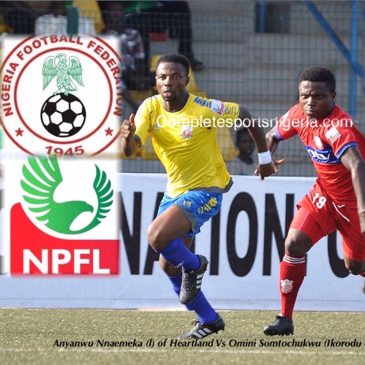 NFF Adopts FIFA Online Players Transfer System