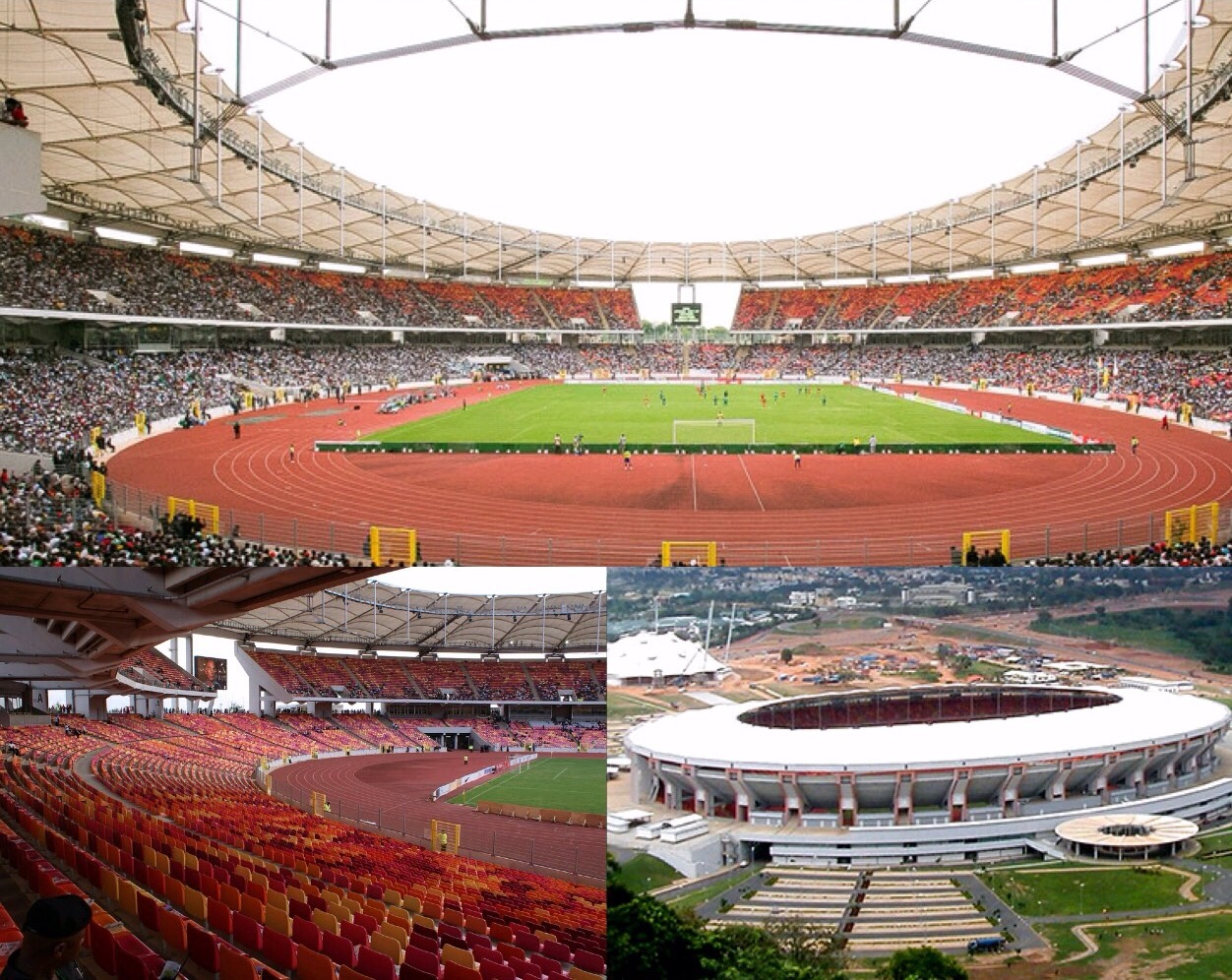 Sports Ministry: Why We Can't Maintain Abuja National Stadium