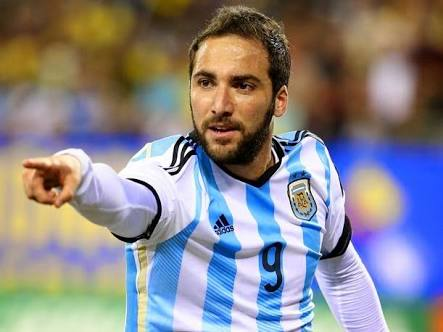 Juventus Confirm €90m Higuain Signing From Napoli