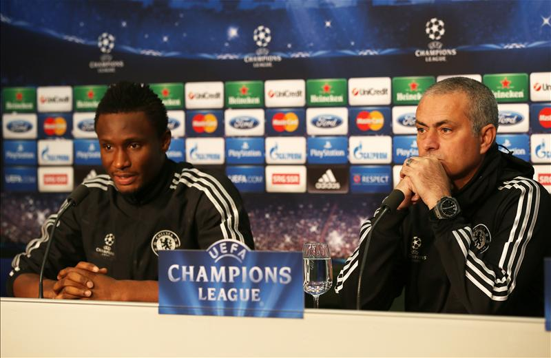 Mourinho Adds Mikel, Robben, Zouma, Varane To His Promoted Youth List
