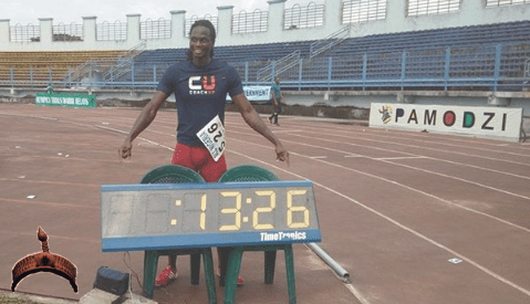 Nigerian 110m Hurdles Champion Hicks Begs For Rio Olympics Funds