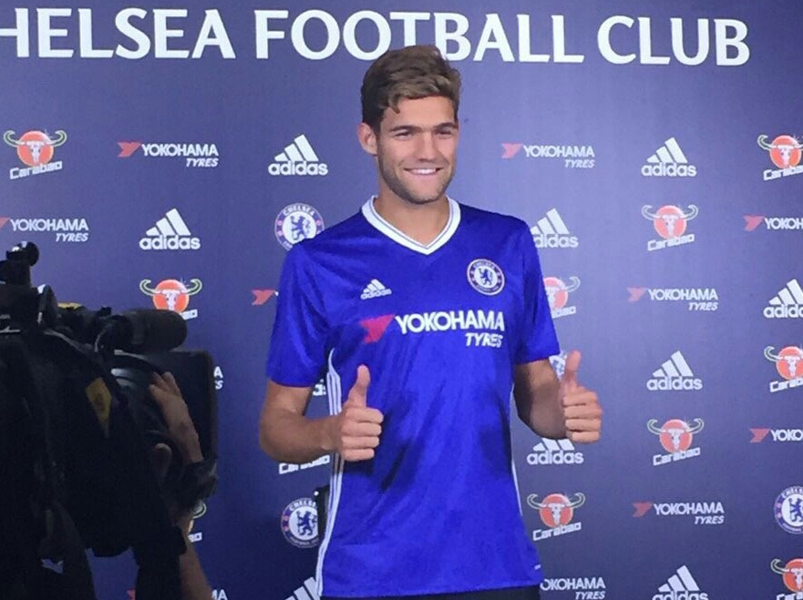 Chelsea Sign £23m Marcos Alonso From Fiorentina
