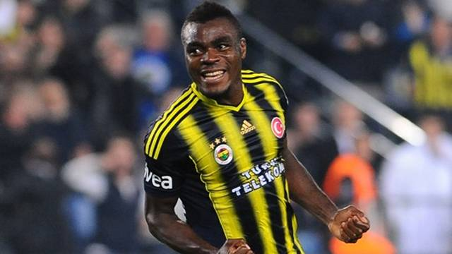 Emenike Is 3rd African Top Earner in The Turkish Super League