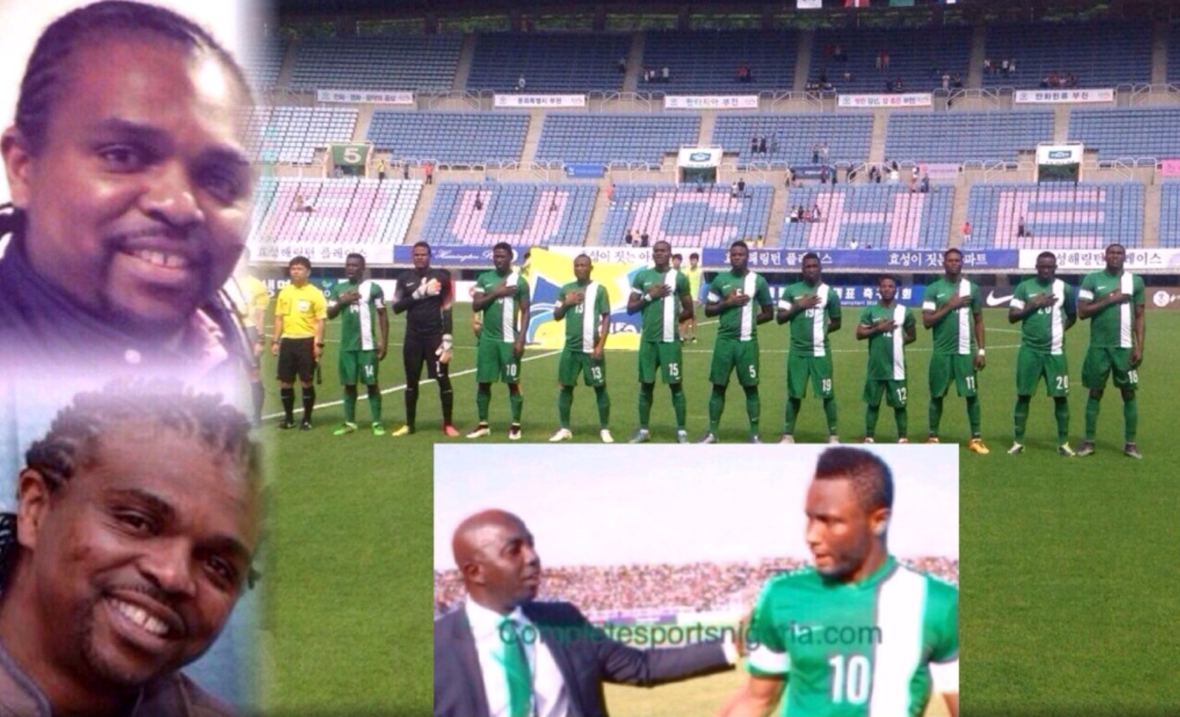 KANU: SIASIA, MIKEL CAN LEAD U-23 EAGLES TO WIN ANOTHER GOLD IN RIO