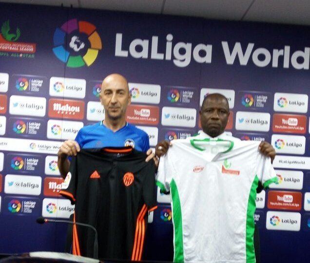 Yusuf, Valencia Coach Eager For NPFL All-Star Clash