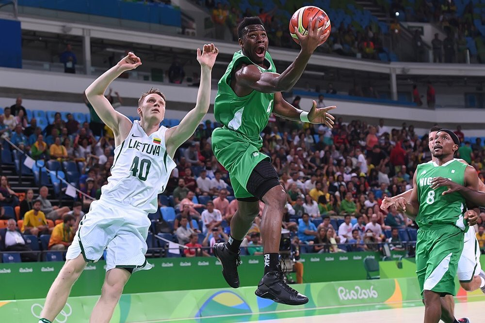 Brave D'Tigers Suffer Second Rio 2016 Defeat To Lithuania