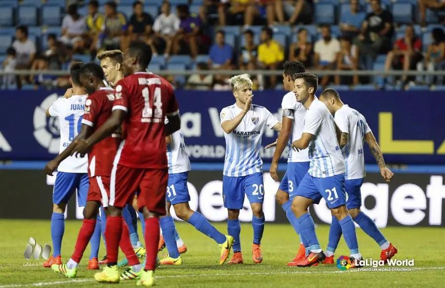 Malaga Hand NPFL All-Stars Second La Liga Tour Defeat