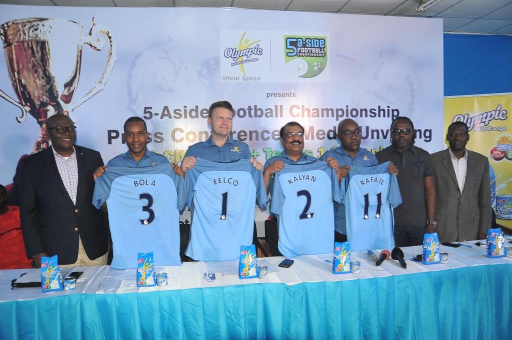 Millions Up For Grabs At Olympic Milk 5- A-Side Tourney