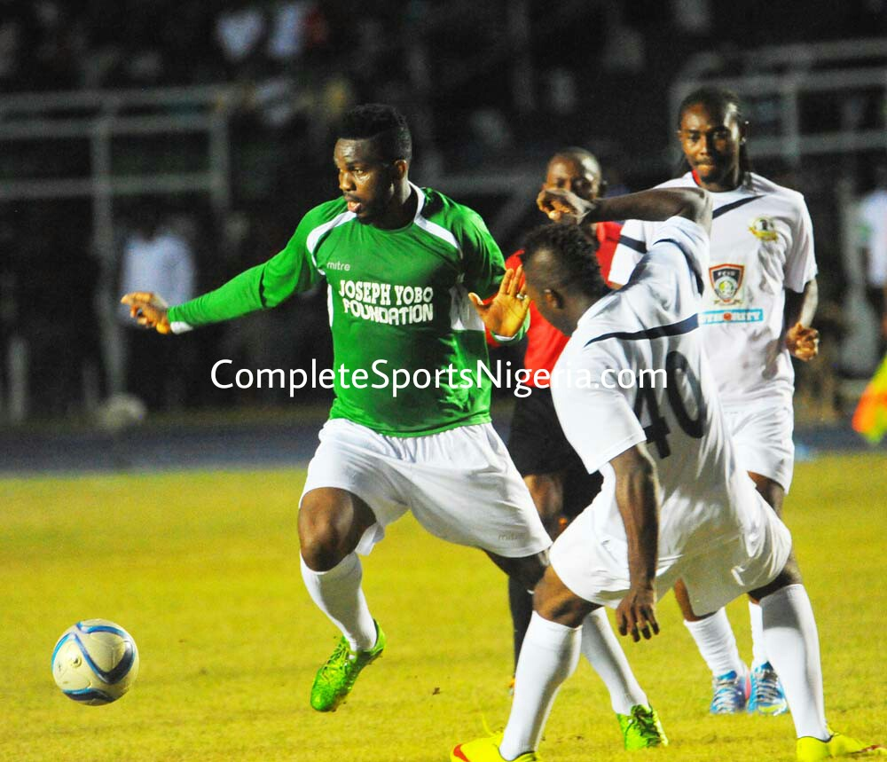 Yobo To Olympic Eagles: Beat Germany, Go For Gold