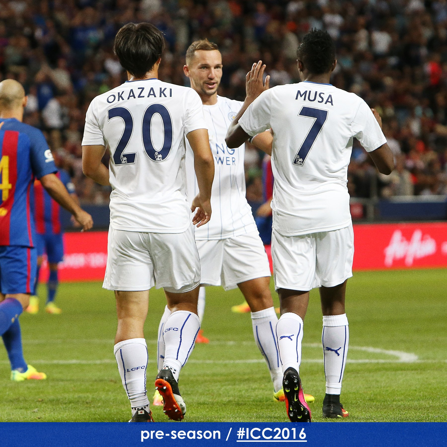 Schmeichel: Musa's Pace Will Trouble EPL Defenders