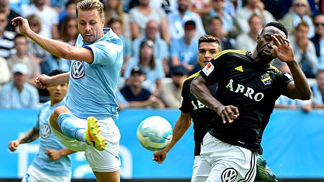 Obasi Debuts For AIK; Kayode Scores, But Loses In Austrian League Season Opener