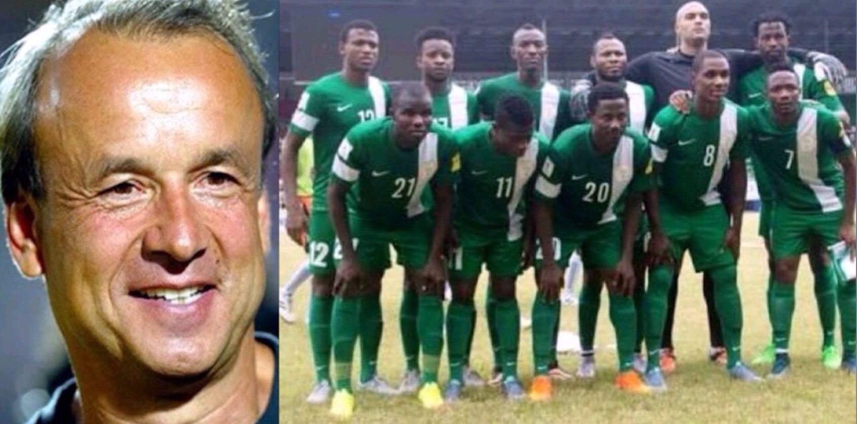 Odegbami: The NFF And Their Expensive German Gamble!