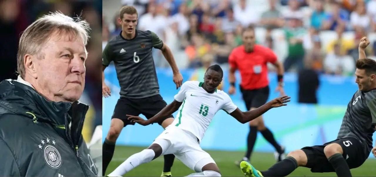 Germany Coach: How We Beat Nigeria In The Semi-final