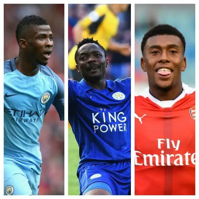 Iheanacho, Musa, Iwobi Set For Champions League Action