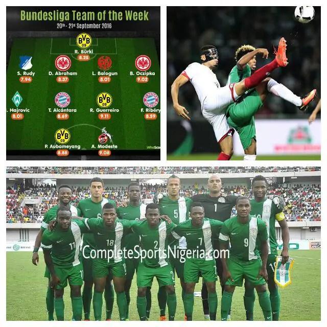 Super Eagles Star Balogun In Bundesliga Team Of The Week