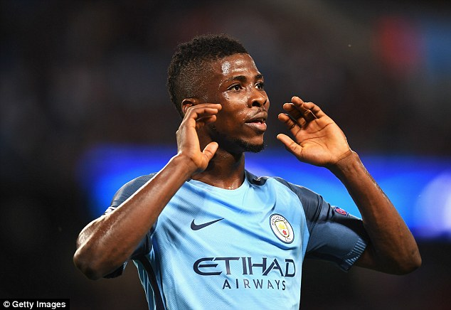 Guardiola: Why I Started, Removed Iheanacho Vs Man United