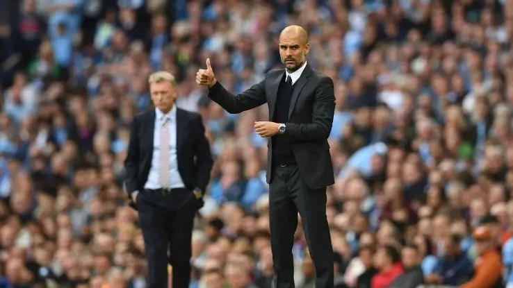 Guardiola Vows To Attack Man United; Praises Jose, Zlatan