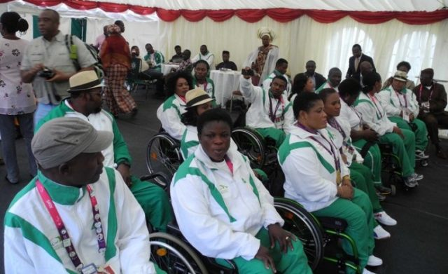 Team Nigeria Land In Rio For Paralympic Games