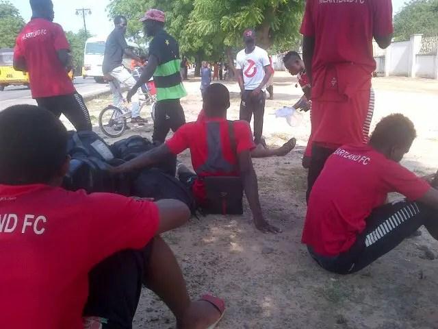 Heartland Players, Official In Road Crash In Maiduguri