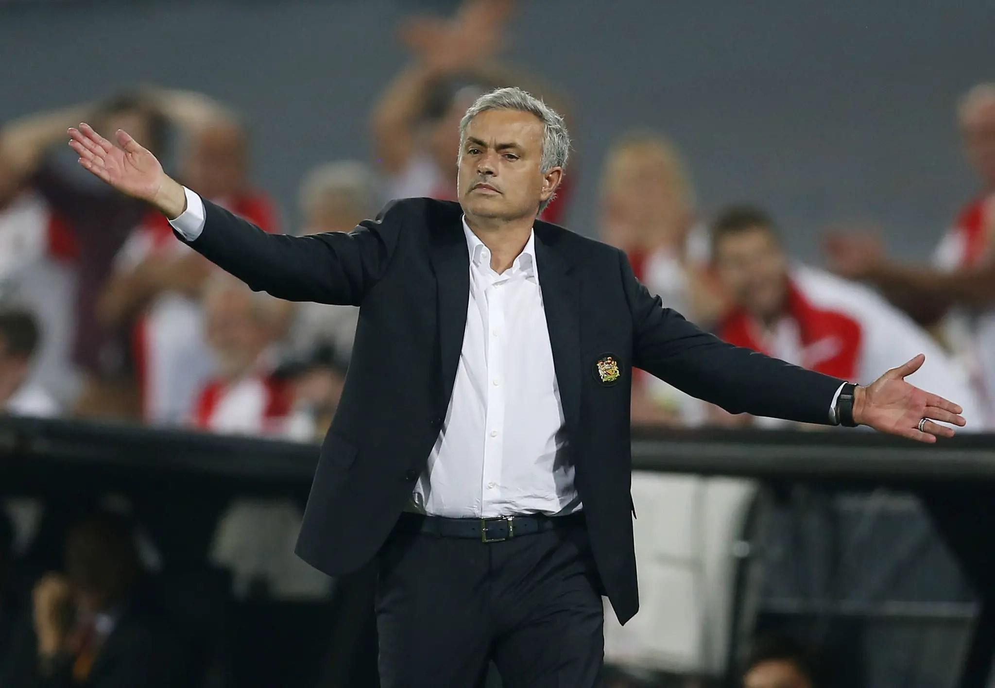 Mourinho Hails Man United's 'Dynamism' Against Leicester