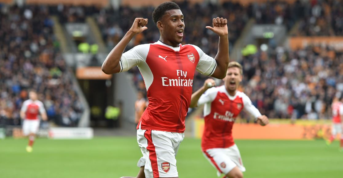 Wenger: Why Iwobi Got Into Arsenal's First Team