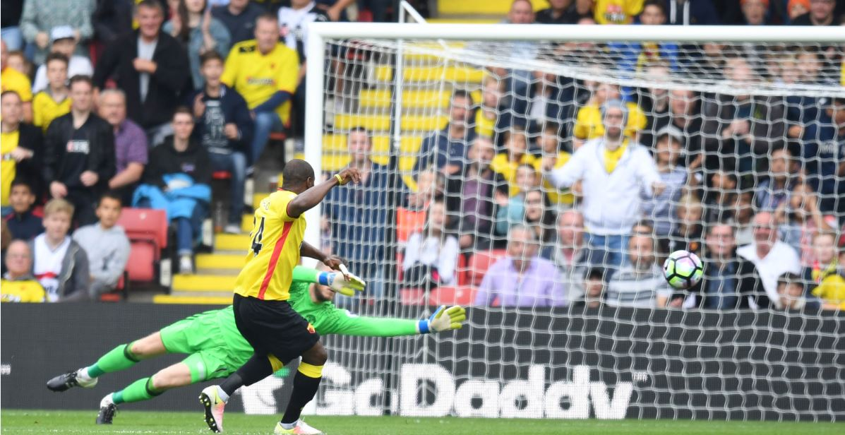 Ighalo, Success Shine As Watford Break 30-Year Man United Jinx