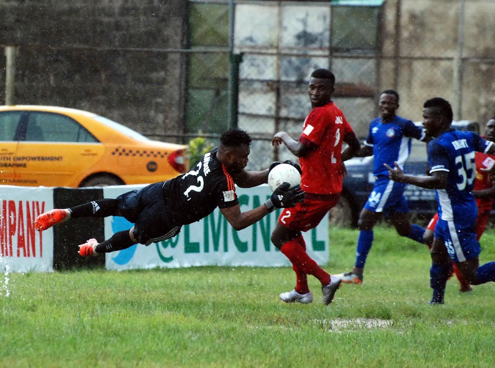 NPFL: Abia Warriors Beat Enyimba, Heartland Pip Tornadoes In Escape Bid