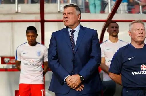 Sam Allardyce Sacked As England Manager