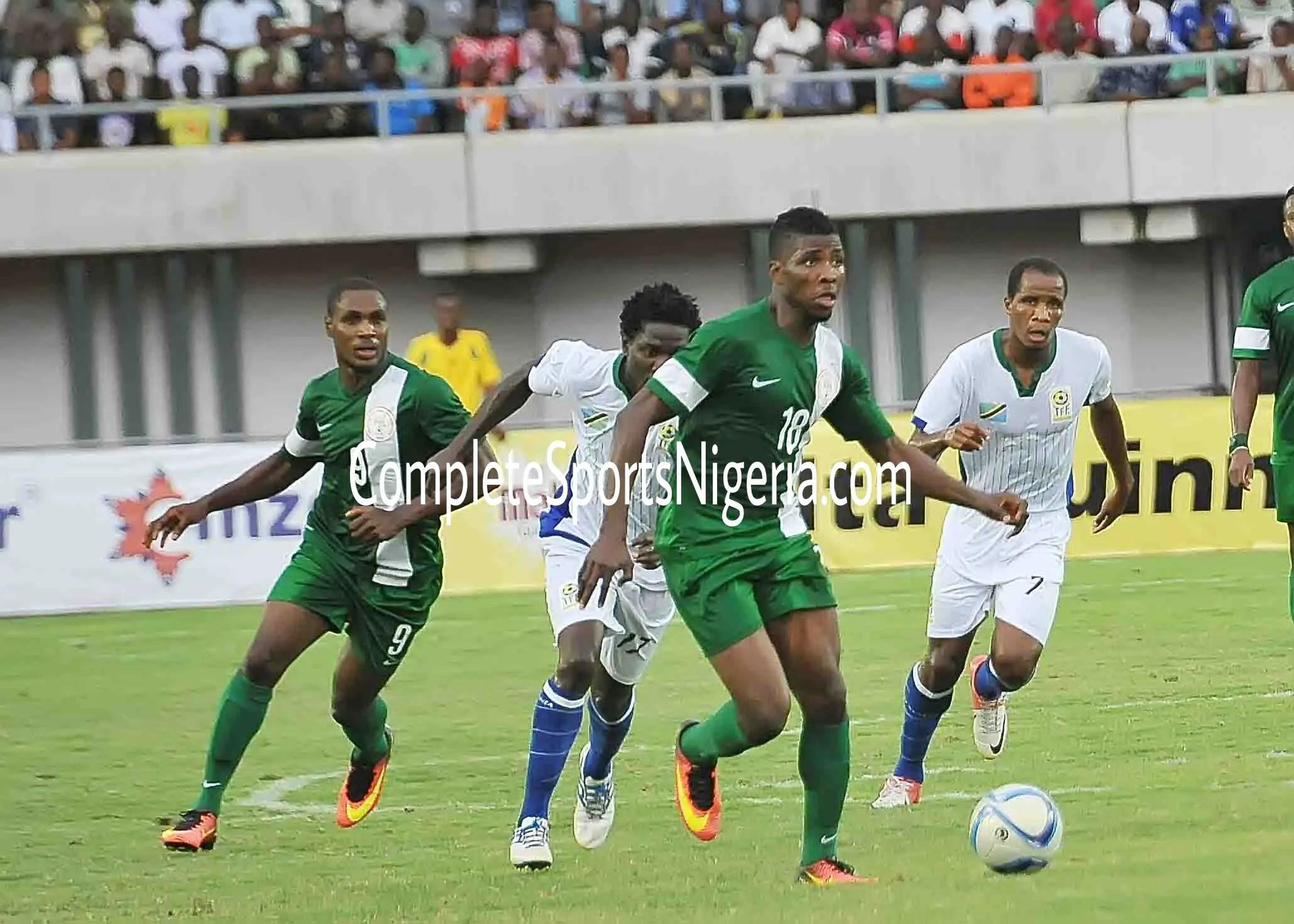 JOB WELL DONE: How Super Eagles Rated Vs Tanzania