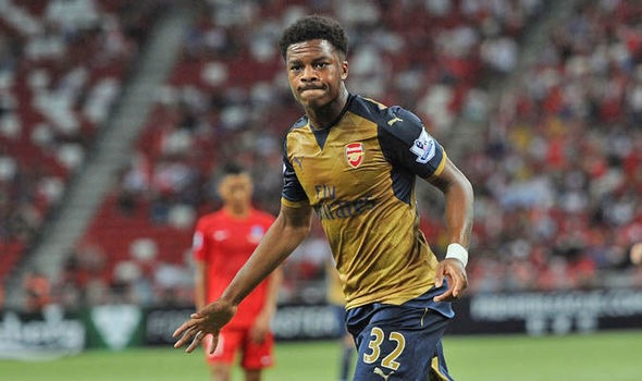 Aston Villa Eye Akpom Loan Move