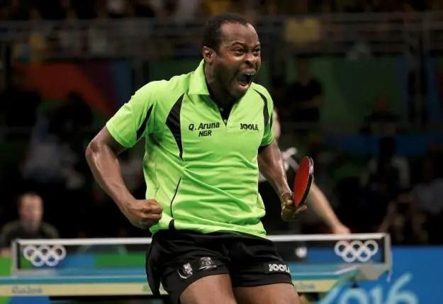 Quadri, Four Others To Represent Nigeria At ITTF World Tour