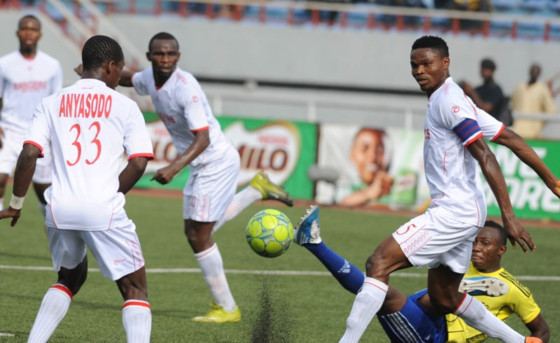 NPFL: Rangers, Rivers, Wikki Continue Title Chase; 3SC, MFM Fight For Survival